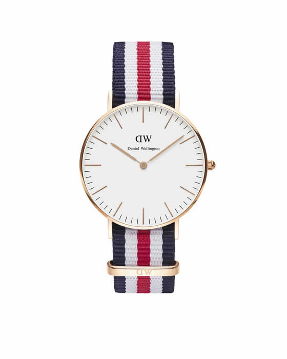 DANIEL WELLINGTON CANTERBURY WATCH