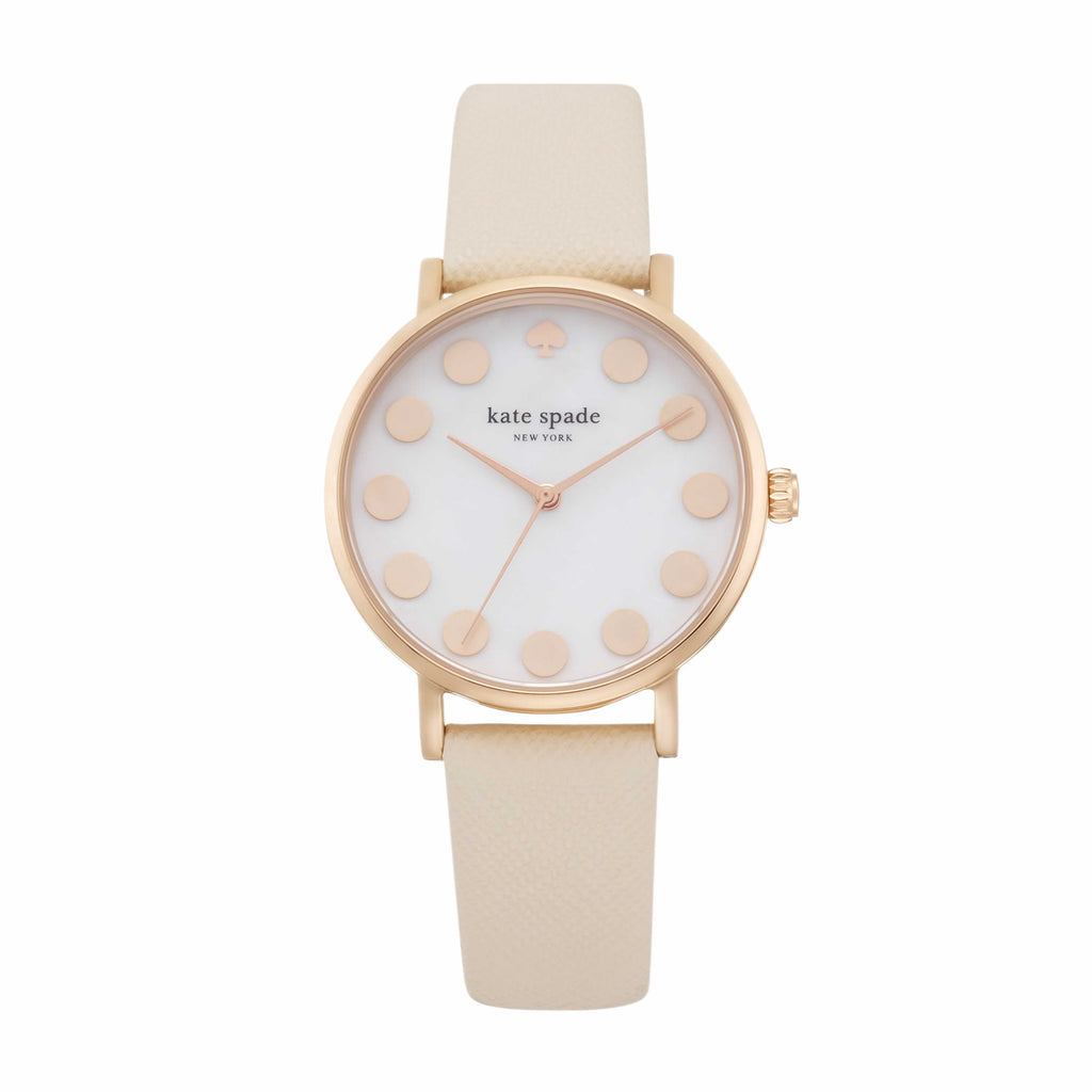 KATE SPADE METRO DOT WATCH