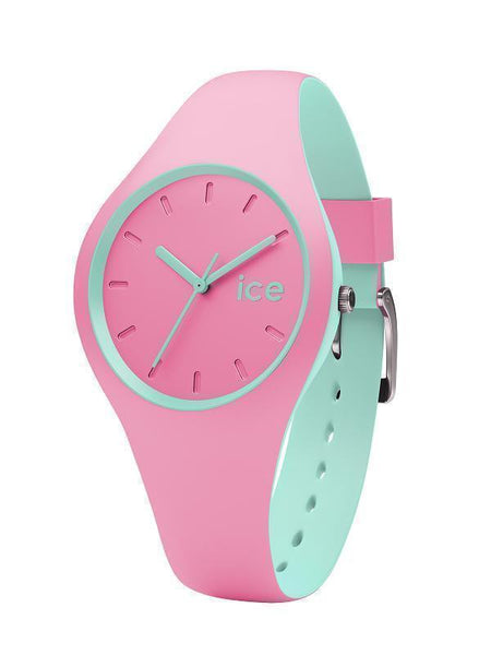 ICE DUO SMALL PINK MINT WATCH