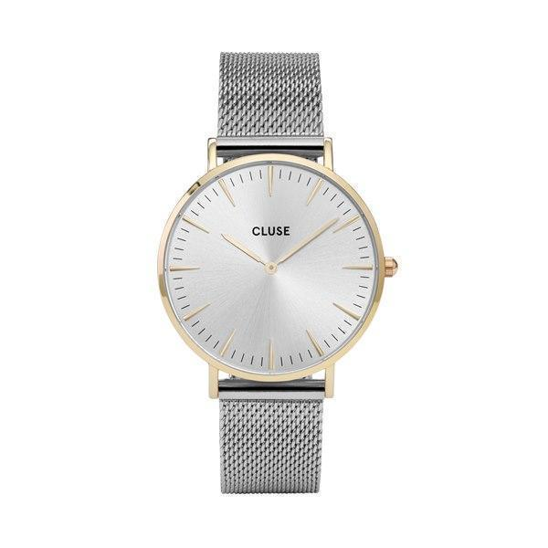 CLUSE LA BOHEME GOLD/SILVER WATCH