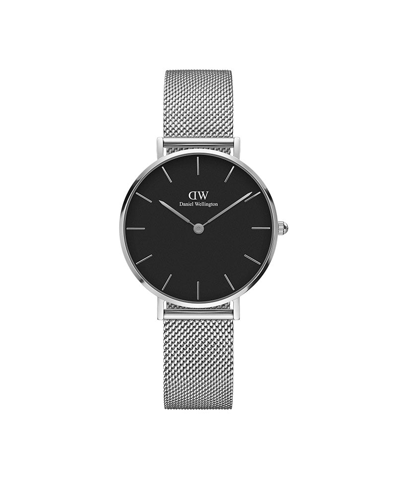 DANIEL WELLINGTON CLASSIC PETITE STERLING WATCH