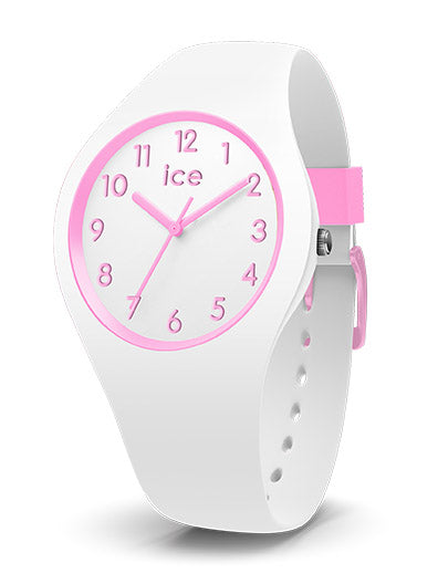 ICE OLA KIDS CANDY WHITE WATCH