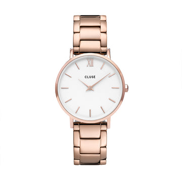 MINUIT ROSE GOLD WHITE/ROSE GOLD LINK