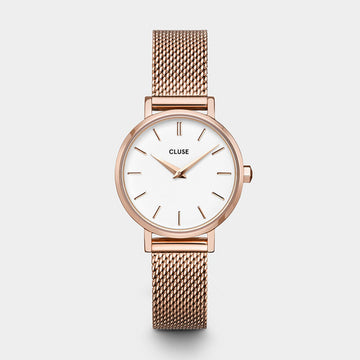 ROSE GOLD PETITE LA BOHEME WATCH