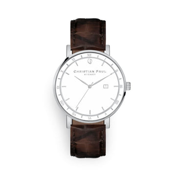 ALPHA THE TRAVELLER WATCH