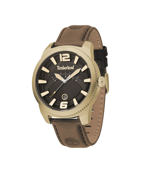 TIMBERLAND ROWLEY KHAKI/BLACK | KHAKI WATCH