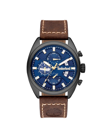 TIMBERLAND NAVY SEABROOK HERITAGE WATCH