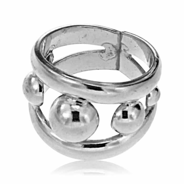 DOMED BALL RING