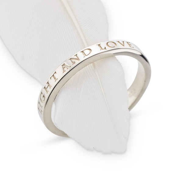 PALAS LIGHT & LOVE RING