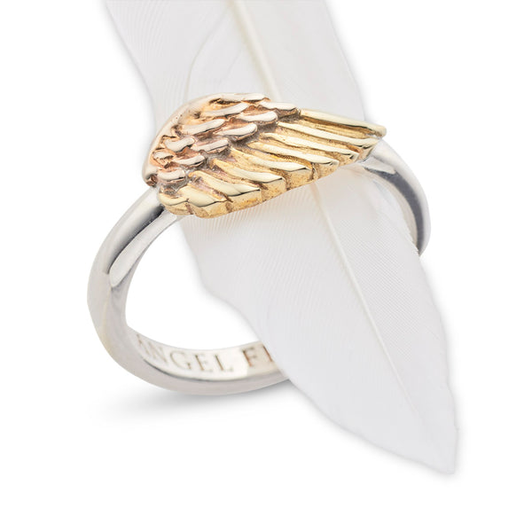 PALAS ANGEL WING RING