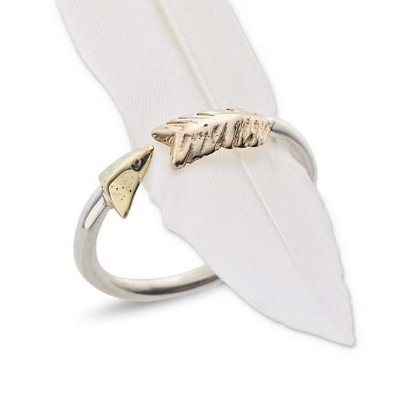 PALAS ARROW RING