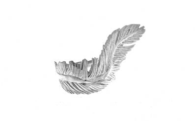 IRONCLAY FEATHER RING