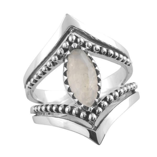 MIDSUMMER STAR GODDESS MARQUISE RING