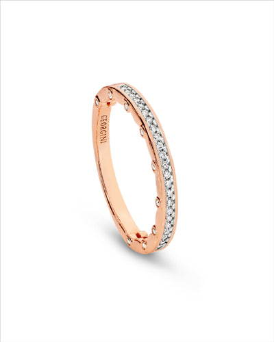 GEORGINI VENTO ROSE GOLD RING