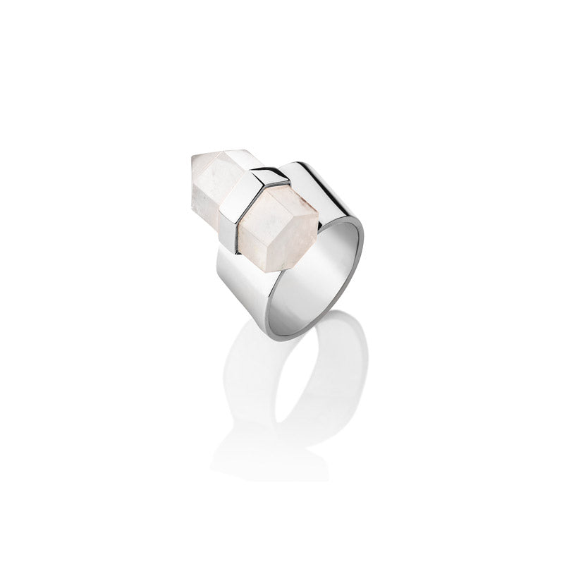 KRYSTLE KNIGHT NATURAL SUNLIGHT RING