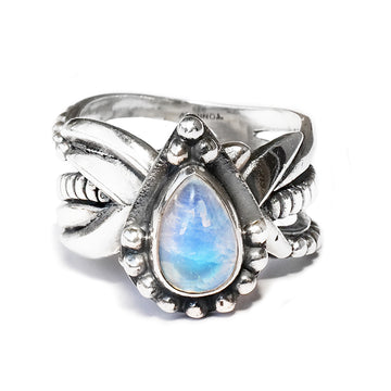 EROS MOONSTONE RING