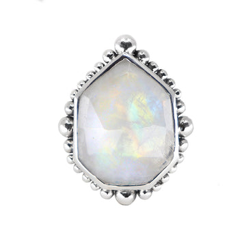 THE ORDAINED MOONSTONE RING