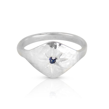 PARAGON | SAPPHIRE STAR RING