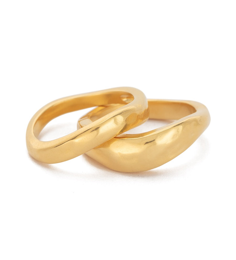 FORM | ESSENCE STACKING RINGS