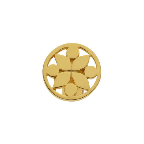 NAJO FLOWER BUTTON RAPTURE CHARM
