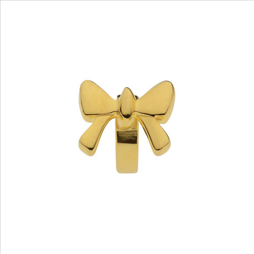 NAJO BOW BUTTON RAPTURE CHARM
