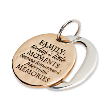 PALAS FAMILY MEMORIES CHARM