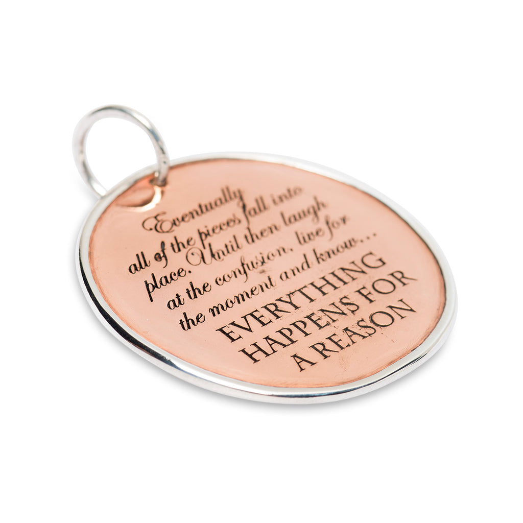PALAS EVERYTHING HAPPENS CHARM