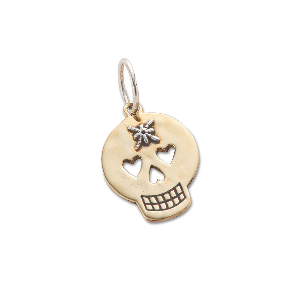 PALAS SKULL OF PROTECTION CHARM