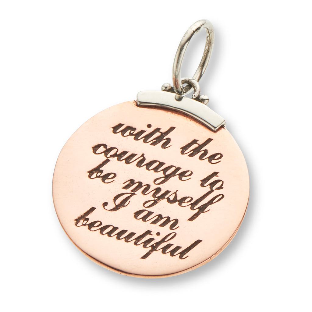 PALAS COURAGE TO BE MYSELF CHARM