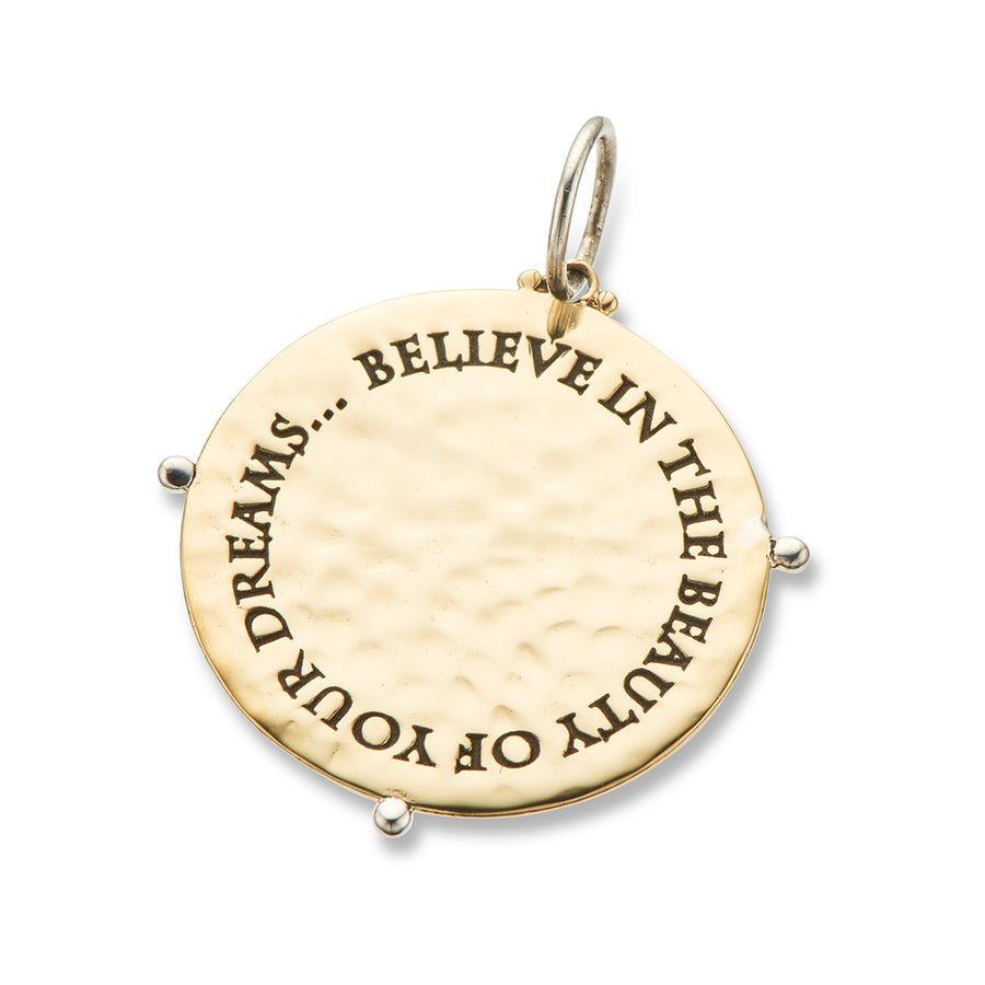 POSITIVELY CHARMED // BELIEVE IN THE BEAUTY CHARM
