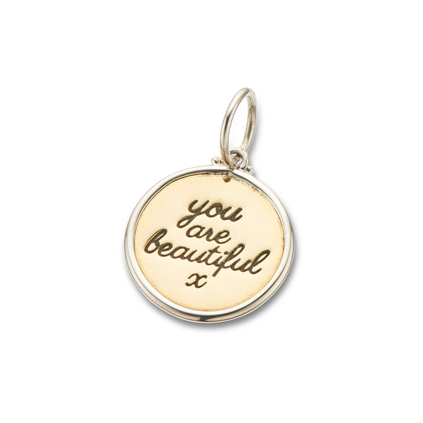 PALAS POSITIVELY CHARMED // YOU ARE BEAUTIFUL CHARM