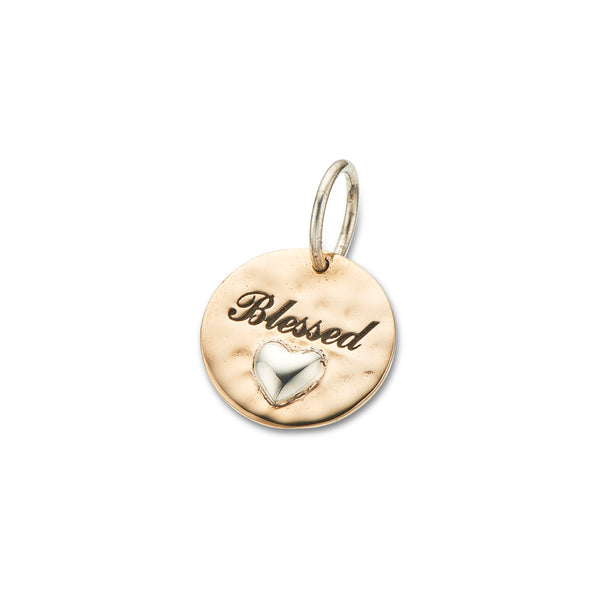 PALAS POSITIVELY CHARMED // BLESSED CHARM