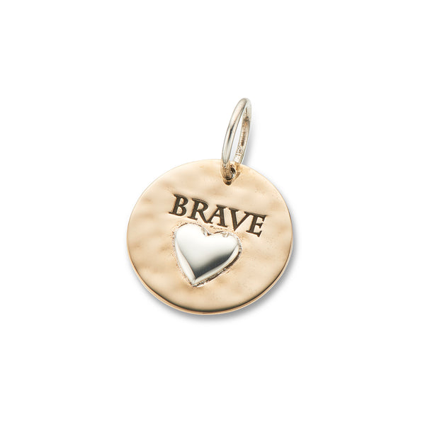 PALAS POSITIVELY CHARMED // BRAVE HERAT CHARM