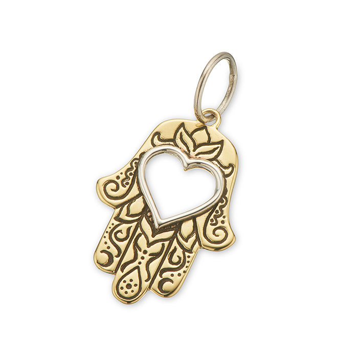 HAMSA HANDS OF PROTECTION CHARM
