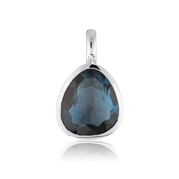 GEMSTONE ADORNMENT - LONDON BLUE TOPAZ