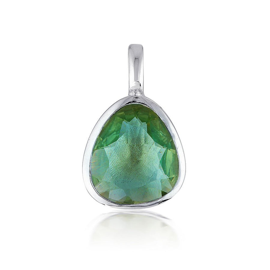 GEMSTONE ADORNMENT - GREEN AMETHYST