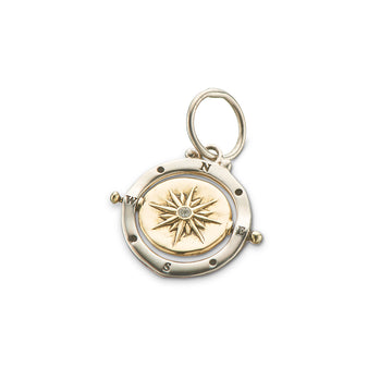 SPINNER COLLECTION | GUIDING LIGHT CHARM