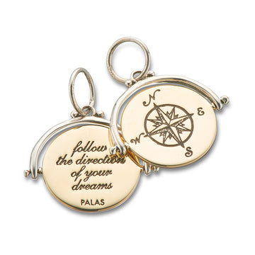 SPINNER COLLECTION | COMPASS DREAMS CHARM