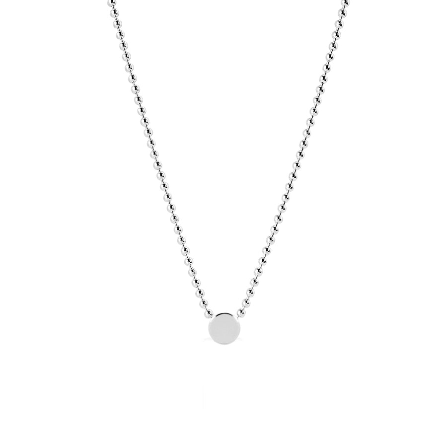 HALO | POLLY DISC NECKLACE