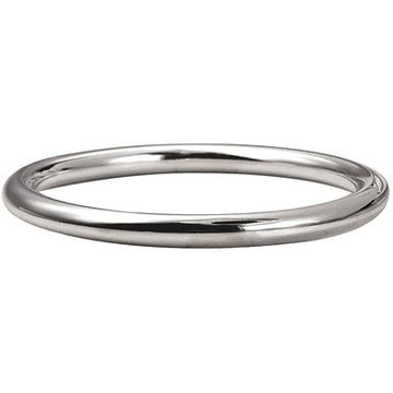 ALCHEMY COLLECTION 6MM ROUND GOLF BANGLE