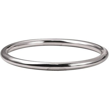 ALCHEMY COLLECTION 5MM ROUND GOLF BANGLE