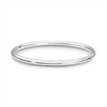 ALCHEMY COLLECTION 4MM ROUND GOLF BANGLE