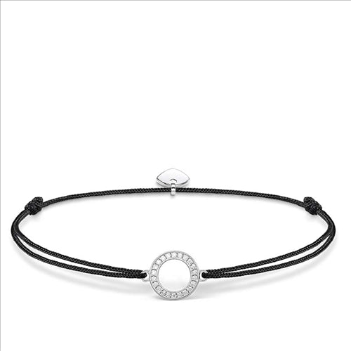 LITTLE SECRETS ZIRCONIA CIRCLE BRACELET
