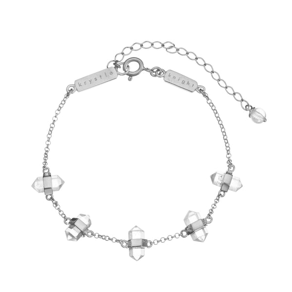KRYSTLE KNIGHT REFLECTIONS ON THE SEA BRACELET