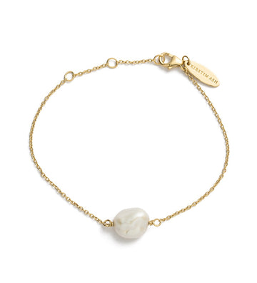 X OLIVE COOKE | BY THE SEA PEARL BRACELET