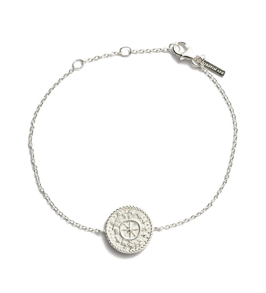 KIRSTIN ASH BY THE SEA // TREASURE COIN BRACELET