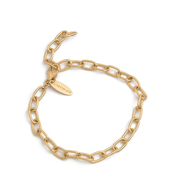 X OLIVE COOKE | BY THE SEA TIDAL CHAIN BRACELET