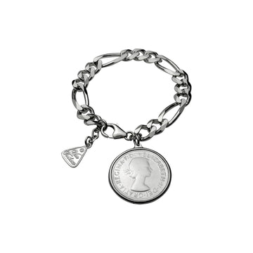 FIGARO BRACELET WITH FLORIN