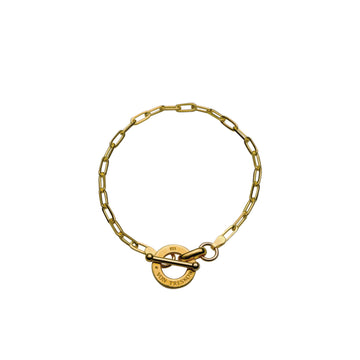 CLIP CHAIN BRACELET WITH VT DISC