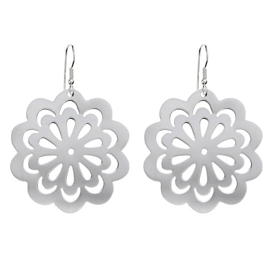 NAJO FLOWER SHAPE EARRINGS